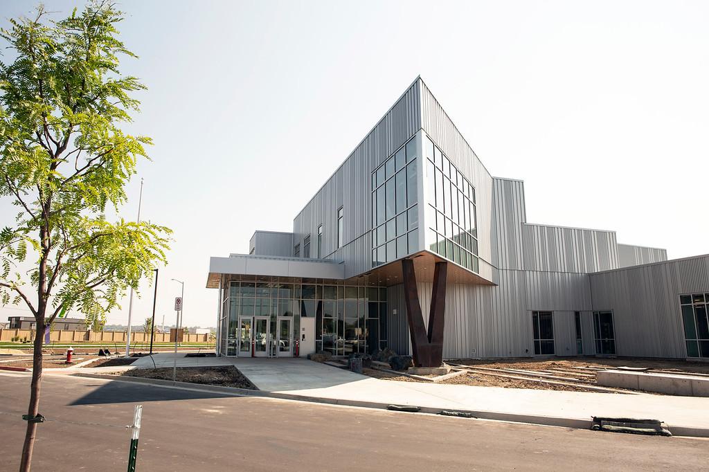 Innovation Center Building photo