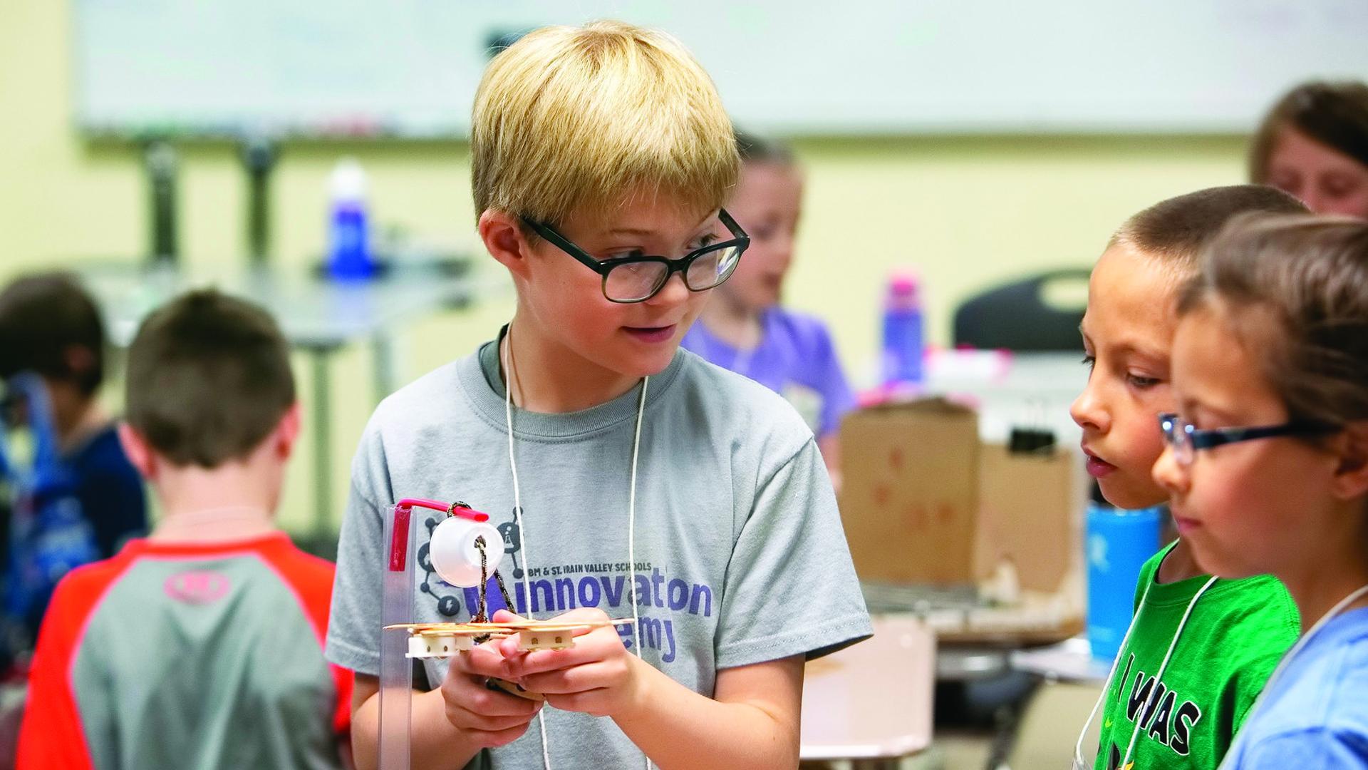 kids att Innovation academy